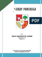 Butir Pancasila dalam gambar