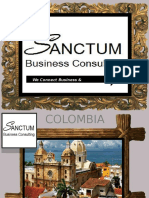 Apply for Colombia Visit or Tourist Visa