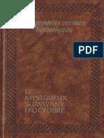 Le Mysterieux Survivant d'Octobre Pierre de Villemarest 1984