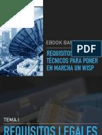 eBook Bandalibre Requisitos Legales y Técnicos Para Poner en Marcha Un Wisp