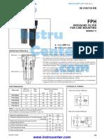 FPH-pressurefilter