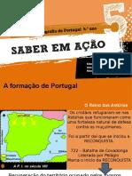 Ana Flor a Formação Do Reino de Portugal