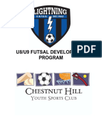 U8U9 Futsal Coaching Manual