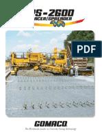 Gomaco Paver Ps2600_brochure