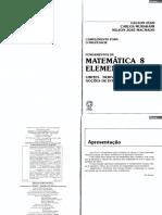 Exercicios Resolvidos Dos Fundamentos Da Matematica Elementar Vol.8
