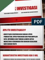 Teknik Investigasi Kel 2