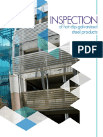 Galvanized Steel Inspection Guide