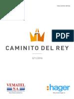 20161103 Vematel Jornada Hager Visita Caminito Del Rey