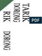 TARIK DORONG.docx