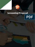 CPA - Accounting Proposal