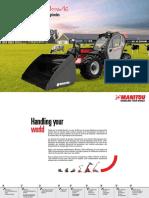 Brochure NewAg Range FR