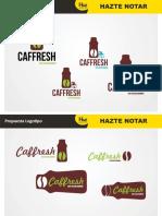 Prop Logo Caffresh