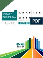 EAROPH Indonesia Chapter Report 2015
