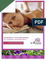 Aromantic Newsletter 35