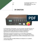 3F Einstein Presentazione