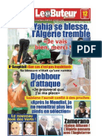LE BUTEUR PDF du 12/06/2010