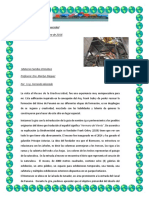 Reporte de La Gira Al Museo Biodiversidad 25-9-16