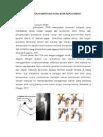 Harfian Rangga Harta ( DIV Fisioterapi ) Algoritma TOTAL HIP REPLACEMENT