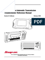 Holden Automatic Transmission Troubleshooter Reference Manual
