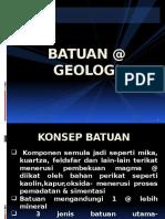 Batuan @ geologi