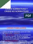 crisisn-normativa