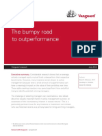 7.5.2013 the Bumpy Road to Outperformance