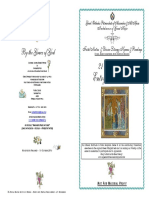 2016-21 Nov-Entry-festal Matins & Div Lit Hymns