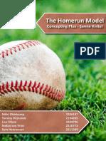 Home Run Model