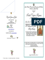 2016 -24-25 Nov- Vespers-st Catherine Great Martyr