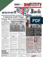 Union Jack News - June 2010