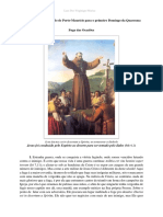 Sermão sobre as ocasiões de pecado - São Leonardo de Porto Maurício