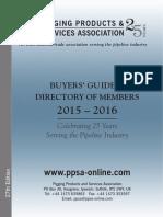 Pigging - Buyers Guide