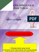 Gangguan Sirkulasi & Cairan Tubuh
