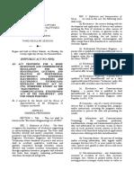 Republic Act No. 9292