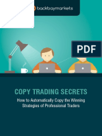 Copy Trading Secrets Guide
