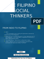 Social Thinkers