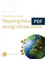 Waukesha Powering the World Brochure