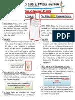 homeworkweek52016