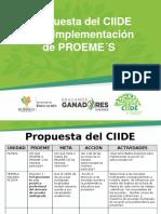 Proemes Dgo-propuesta Ciide (1)