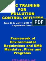 #Revised Legal Framework
