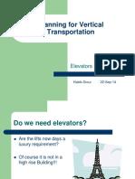 Elevator Traffic Analysis