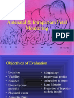 05_Antepartum and Intrapatum Fetal Monitoring_Dr Majed_2