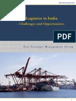 TSMG-Chemical Logistics in India