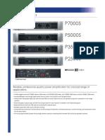P S Datasheet Ps 5000