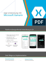 App-Entwicklung Mit Microsoft Xamarin