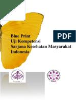 Blue Print Uji Kompetensi Sarjana Kesehatan Masyarakat    Indonesia.pdf