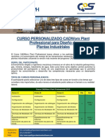 Curso Cadworx Plant Professional 2013 Agosto