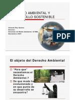 25 Derecho ambiental y desarrollos sostenible.pdf