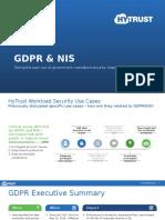 GPDR and NIS Compliance Presentation