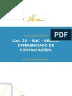 Cap. 23 v 2 - RDC - Regime Diferenciado de Contratacoes.pdf